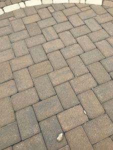 the brick labyrinth at PCLT.faith